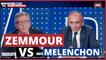 Eric Zemmour face à Jean-Luc Mélenchon : le Grand Débat