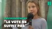 Greta Thunberg invitée surprise de la campagne électorale en Allemagne