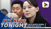 Kim Jong Un's sister says North Korea open to ending war with South; US special envoy for Haiti resigns over 'inhumane' deportations; EU to impose universal phone charger   via Meg Luna