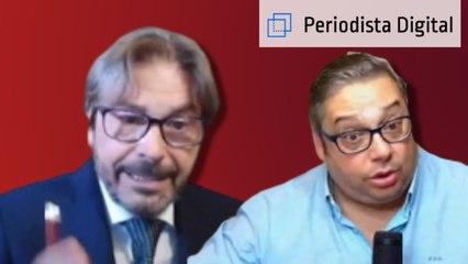 """¡Bestial! Bronca entre Fran Simón y Ricardo Martín: """"¡A los comunistas les gusta comer buen jamón y trabajar poco!"""""""