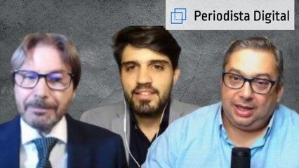 """Fran Simón VS Ricardo Martín: """"El PSOE está sentándose con los amigos de los que pusieron bombas"""""""