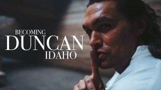Jason Momoa : DUNE - Becoming Dunan Idaho - training, fight and Khaleesi