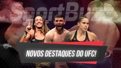 VICENTE LUQUE, AMANDA NUNES E MAIS: 10 NOMES QUE ESTÃO CRESCENDO NO UFC! (2021)