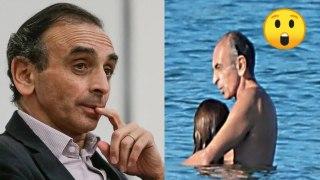 Eric Zemmour scandale : le polémiste Pris en photo en pleine baignade avec sa jeune conseillère
