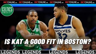 Is Karl Anthony Towns A Good Fit For Celtics?