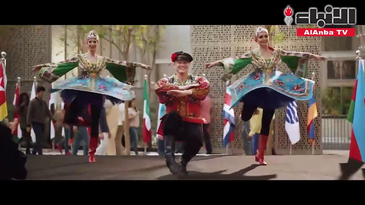 حسين الجسمي - الماس - ميسا قرعه ( هذا وقتنا ) - الاغنية الرسمية لإكسبو2020 دبي~1
