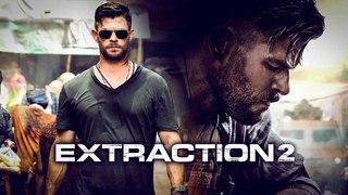 Tyler Rake 2 - teaser Tudum - Chris Hemsworth Netflix VF