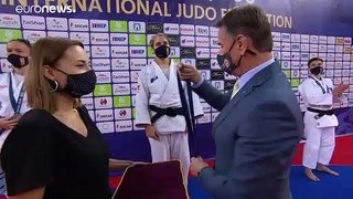 Day 2 at the Judo Grand Prix in Croatia