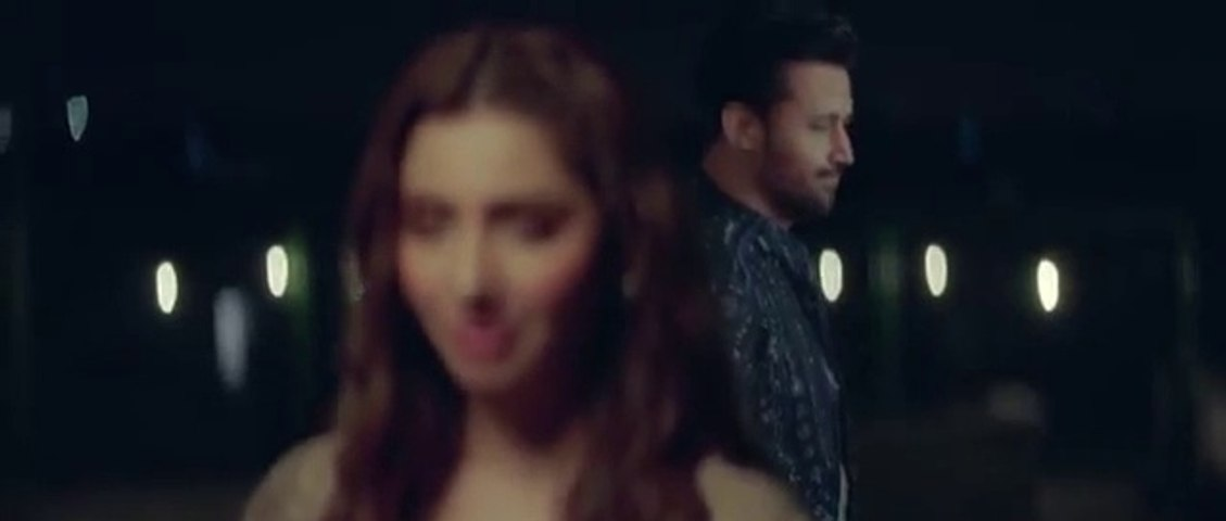 Ajnabi - Official Music Video - Atif Aslam Ft. Mahira Khan