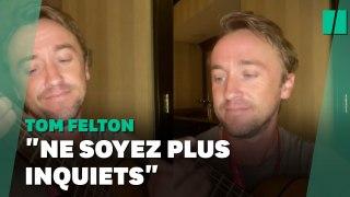 Tom Felton de