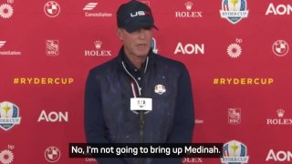 Team USA not taking tomorrow for granted - Stricker