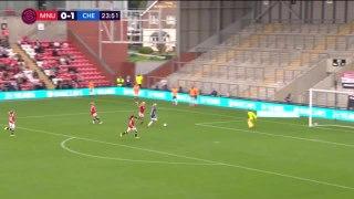 WSL - Chelsea fait carton plein contre Man United