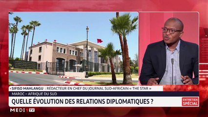 Maroc-Afrique du sud: quelle évolution des relations diplomatiques ?  - 26/09/2021