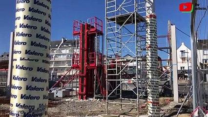 Quiberon  |  La Future Gare Maritime en travaux - TV Quiberon 24/7