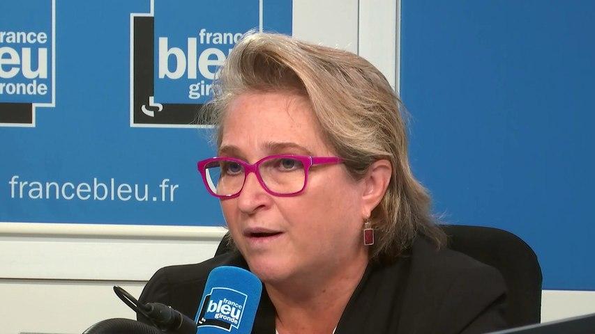 Véronique Hammerer, députée LREM de la 11e circonscription de la Gironde, invitée de France Bleu Gironde