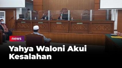 Cabut Gugatan Praperadilan, Yahya Waloni Akui Kesalahan dan Minta Maaf