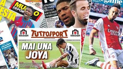 L'Espagne porte en triomphe le retour de son hros Ansu Fati, la Juventus pleure la perte de ses...