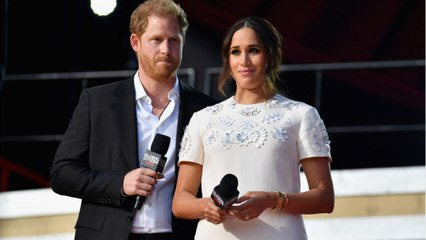 Meghan and Harry warn visitors on their website