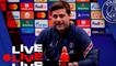 Replay : Conférence de presse en direct du Parc des Princes avant Paris Saint-Germain - Manchester City