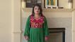 Protest auf Social Media gegen Taliban-Dresscode
