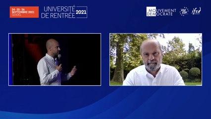 Intervention de Jean-Michel Blanquer - UR2021