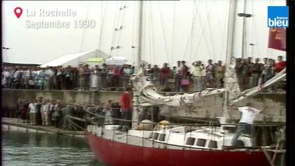 Trois bateaux mythiques qui ont marqué le port de la Rochelle