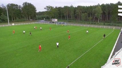 Amical N3. Le Mans FC / Stade Rennais F.C. : les buts de la rencontre (1-2)