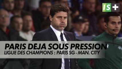 Paris déjà sous pression