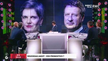 GG 2022 : Rousseau/Jadot, vos pronostics ? - 28/09