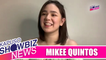 Kapuso Showbiz News: Mikee Quintos talks about suffering and dealing with insecurity as a celebrity