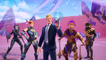 Fortnite: Blow up Fishing Holes at Sharky Shell, Sweaty Sands, or Flopper Pond