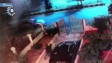 إحراق وتخريب مقر حزبي وإعلامي في القامشلي
