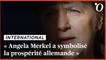Marion Van Renterghem (biographe): «Angela Merkel a symbolisé la prospérité allemande»