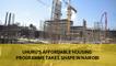 Uhuru's Affordable Housing Programme takes shape in Nairobi