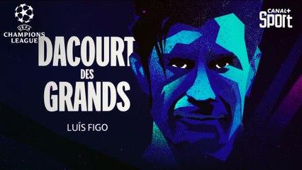 L'entretien de Luis Figo par Olivier Dacourt
