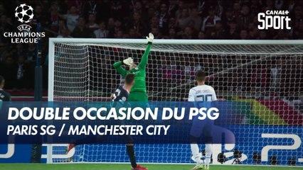 Les Parisiens mettent le feu en 1re mi-temps - Paris SG / Man. City