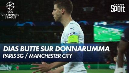 Rúben Dias butte sur Gianluigi Donnarumma - PSG / Manchester City