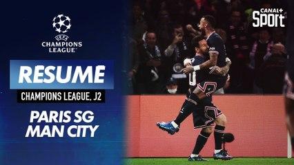 Le résumé de Paris Saint-Germain / Manchester City