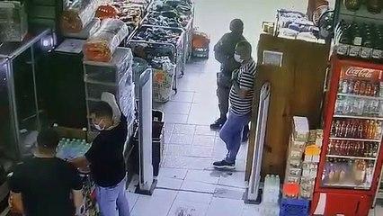 Policía panameño recibe balazo tras frustrar asalto en Paso Canoas
