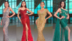 Standouts at the Miss Universe Philippines Evening Gown competition