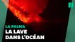 Canaries: la lave du volcan Cumbre Vieja a atteint l'océan Atlantique