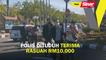 Polis dituduh terima rasuah RM10,000