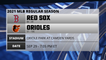 Red Sox @ Orioles Game Preview for SEP 29 -  7:05 PM ET