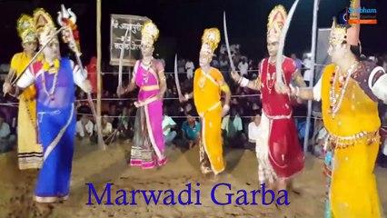 Marwadi Garba || Garba Dance Video || निम्बेश्वरी गरबा मंडल थलवाड़ || New Latest Garba ||  सिंगर - मफाराम प्रजापत || Rajasthani Garba Song 2021_
