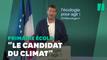 Le discours de Yannick Jadot, vainqueur de la primaire EELV