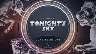 Tonight's Sky - October 2021