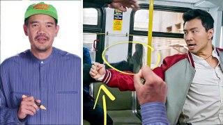 'Shang-Chi' Director Destin Daniel Cretton Breaks Down the Bus Fight Scene
