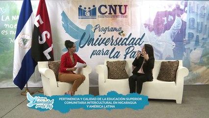 Universidad para la Paz - Pertinencia y calidad de la educación superior comunitaria