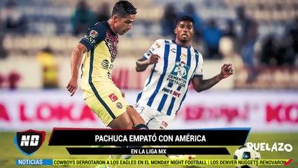 América se mantiene invicto en la Liga MX