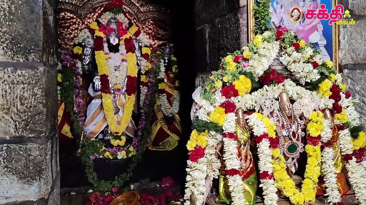 திருப்பதிக்கு நிகரான கொங்குத் திருப்பதி | 1,000 year old perumal temple near Coimbatore